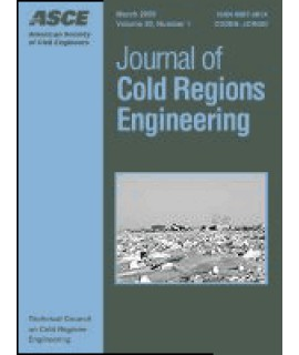 Journal of Cold Regions Engineering