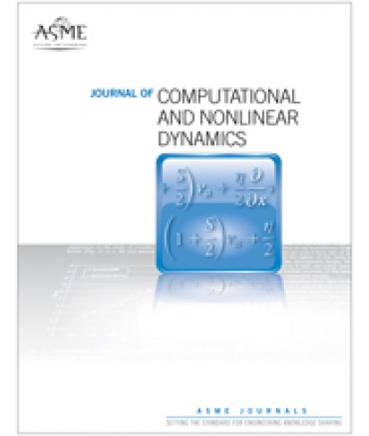 Journal of Computational and Nonlinear Dynamics