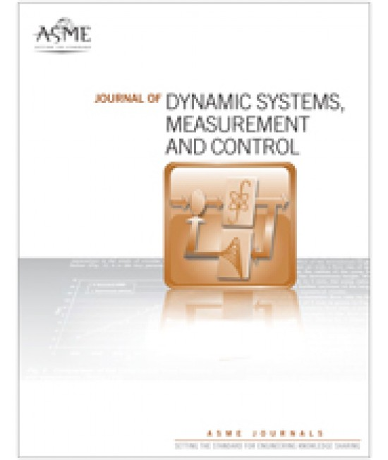 Journal of Dynamic Systems, Measurement and Control