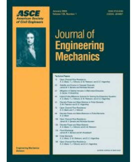 Journal of Engineering Mechanics