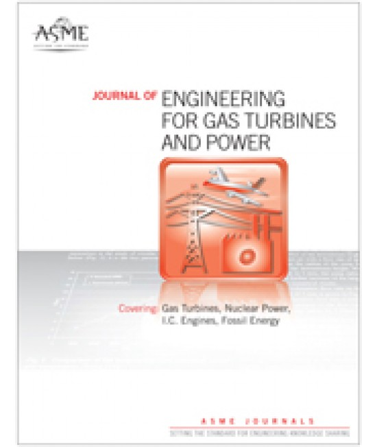 Journal of Engineering for Gas Turbines and Power