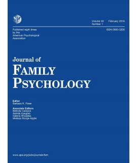 Journal of Family Psychology