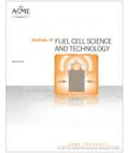 Journal of Fuel Cell Science and Technology