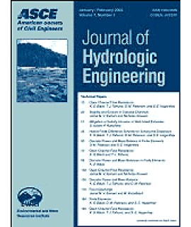 Journal of Hydrologic Engineering