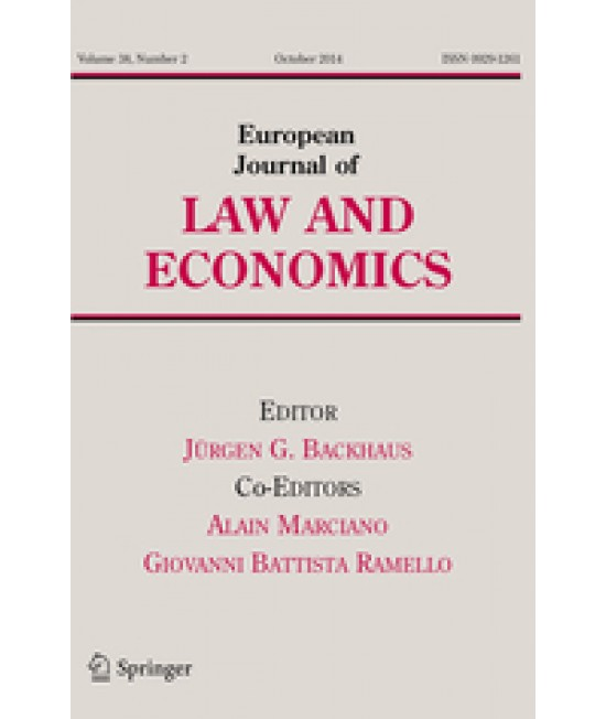 Journal of Law and Economics