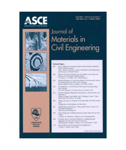 Journal of Materials in Civil Engineering