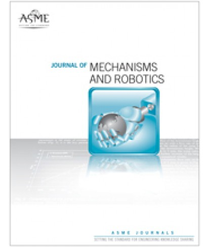 Journal of Mechanism and Robotics