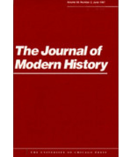 Journal of Modern History