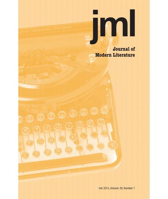 Journal of Modern Literature