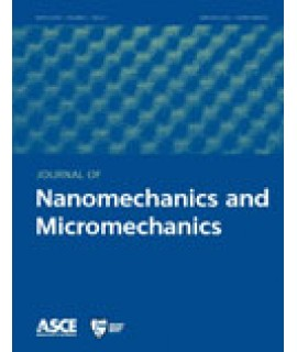 Journal of Nanomechanics and Micromechanics
