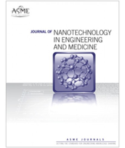 Journal of Nanotechnology in Engineering and Medicine