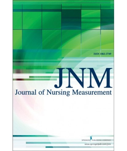 Journal of Nursing Measurement