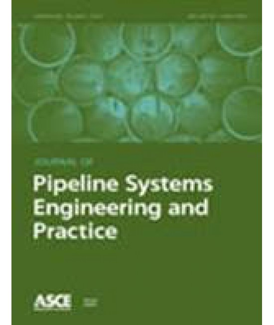 Journal of Pipeline Systems Engineering and Practice