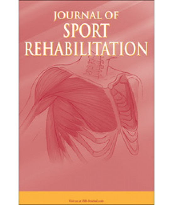 Journal of Sport Rehabilitation