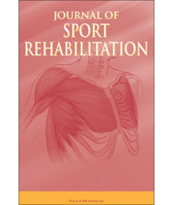 Journal of Sport Rehabilitation