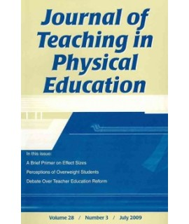 Journal of Teaching in Physical Education