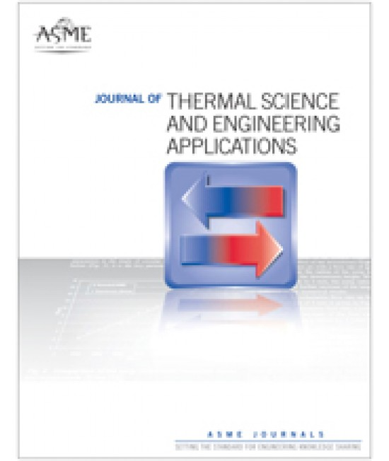 Journal of Thermal Science and Engineering Applications