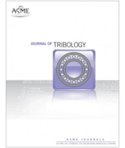 Journal of Tribology