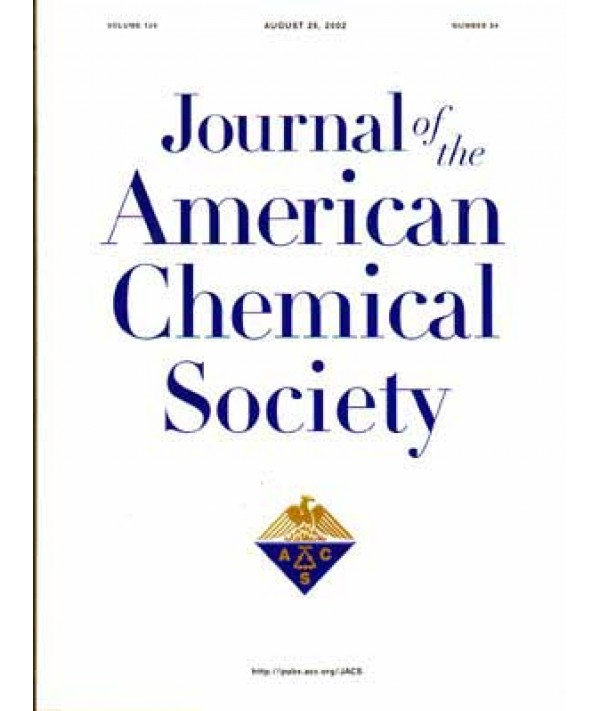 Картинки по запросу Journal of the American Chemical Society