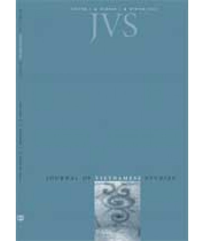 Journal of Vietnamese Studies