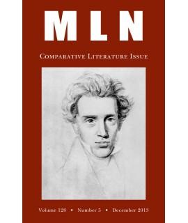 MLN: Modern Language Notes