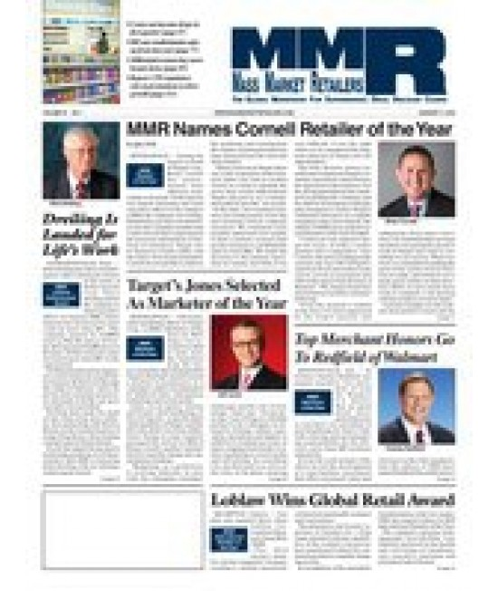 MMR - Mass Market Retailers