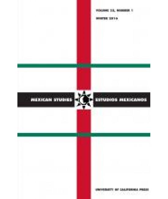 Mexican Studies