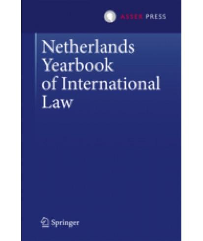 Netherlands Yearbook of International Law