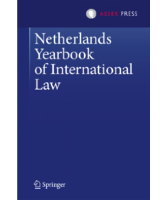 Netherlands Yearbook of International Law