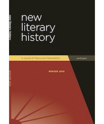 New Literary History