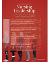 Nursing Leadership (Canadian Journal of Nursing)
