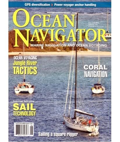 Ocean Navigator-Marine Navigation and Ocean Voyaging