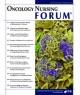Oncology Nursing Forum