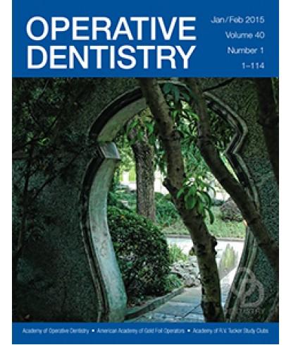Operative Dentistry