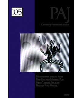 PAJ : A Journal of Performance and Art