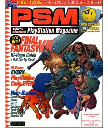 PSM Playstation Magazine