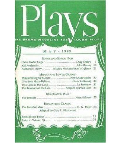 Plays - The Drama Magazine for Young People