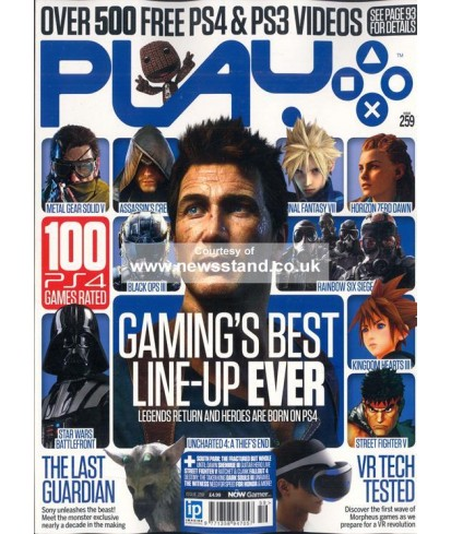 Playstation Magazine (Unofficial) UK