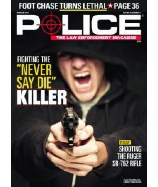 Police - The Law Enforcement Magazine