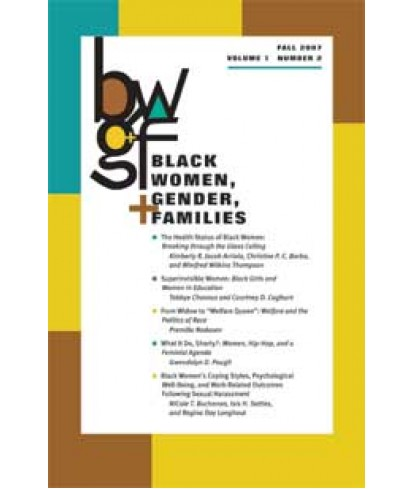 Black Women, Gender and Families
