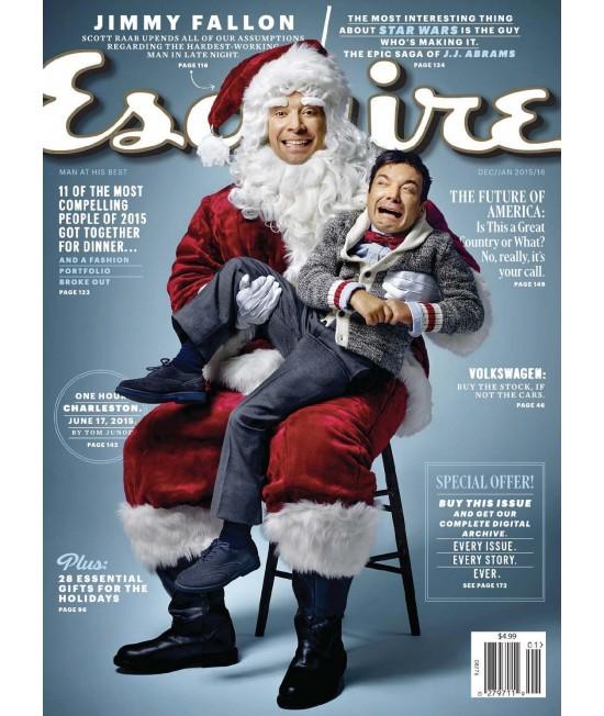 Esquire magazine (US)