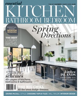 Essential Kitchen, Bath and Bedroom