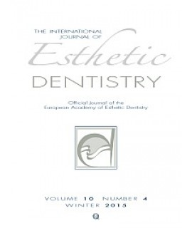 European Journal of Esthetic Dentistry