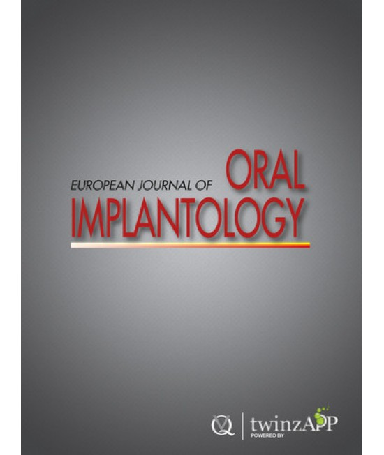 European Journal of Oral Implantology