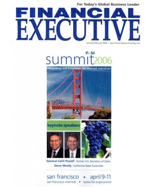 Financial Executive Magazine