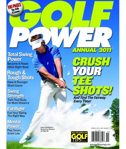 Golf Tips Annual