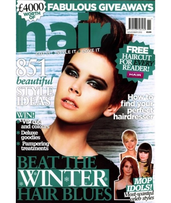 Hair Magazine UK