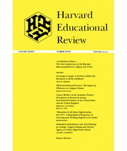 Harvard Educational Review