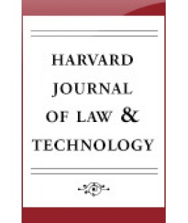 Harvard Journal of Law and Technology