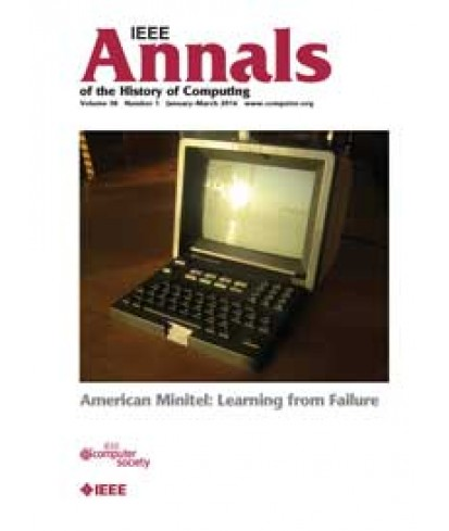 IEEE Annals of the History of Computing
